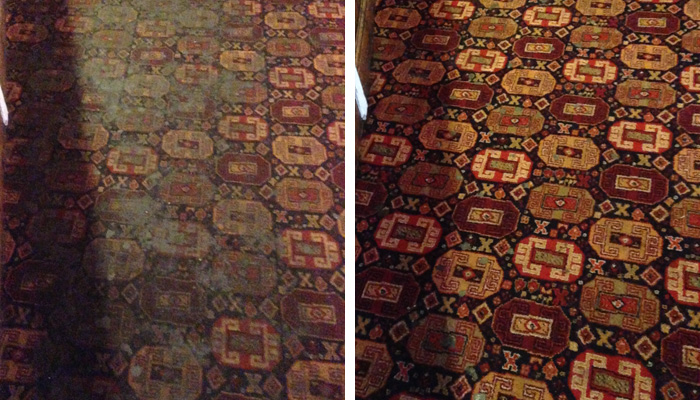 carpet cleaning london north west