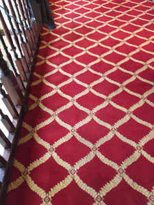 Commercial carpet cleaner Buckinghamshire