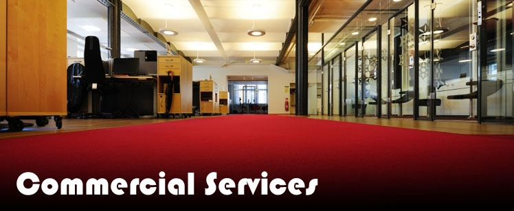 Commercial Services - Carpet Cleaning Ruislip